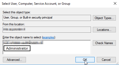 Event ID 10016 The application-specific permission settings do not