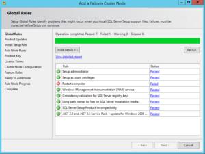 SQL 2014 Restart Computer error - RebootRequiredCheck