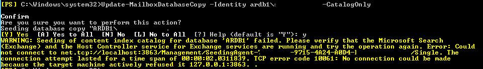 update-mailboxdatabasecopy