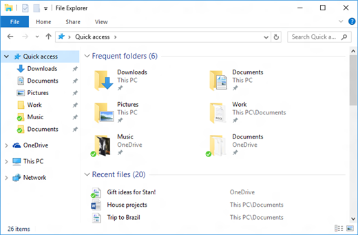 Enable file extensions in File Explorer in 3 easy steps 1
